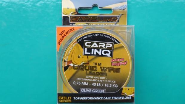 Recenze: CARP LINQ Liquid Wire Leader – náhrada olověné šňůry