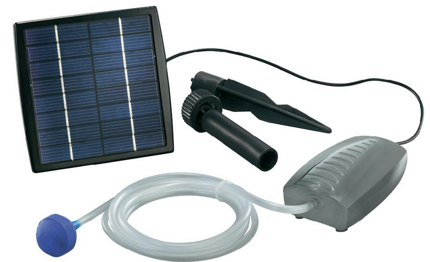 Solární pumpa 2
