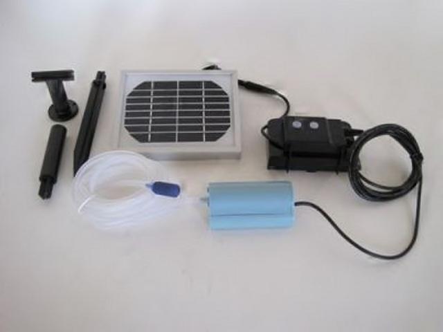 Solární pumpa