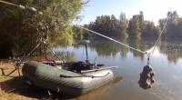 Video z malého letního chytání na štěrkovně v žáru července 2013. Mezi raky a bílou rybou to rybářsky nebylo snadné, ale nakonec se více než zadařilo. Zebco – Zebco Europe […]