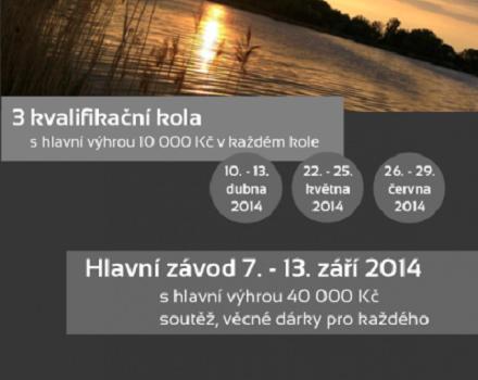 První kvalifikační kolo se koná 10.-13.4. 2014.Do hlavního závodu postupují zkaždého kvalifikačního kola týmy,které se umístili na 1.–6. místě. Více na:jezero-borek.cz