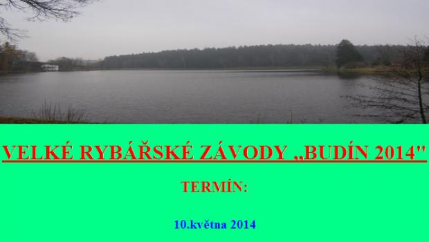 Závody se konají 10.5. 2014 od 7 hod. v Žirovnici na rybníce Budín. Více na:crszirovnice