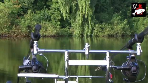 """""""Holandské Meandry"""" druhá část filmu o """"kapr – Moja Pasja"""" byl natočen v holandských vodách."""