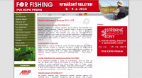 Jedinečná rybářská akce prezentace nových trendů představení novinek pro rok 2014 prezentace jednotlivých rybolovných technik vytvoření rybářského prostředí pro všechny, co propadli krásám rybolovu. Cena vstupenky: 150 Kč Vhodné také […]