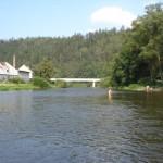 Mistrovství České republiky handicapovaných rybářů v plavané
