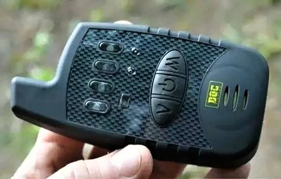 Signalizátory záběru s bezdrátovým příposlechem DOC 3+1