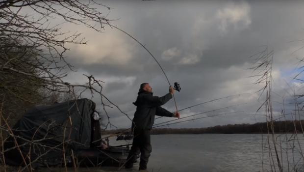 Krásné okamžiky z rybářské výpravy v podání Petera Šimoniče.