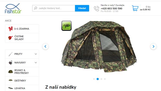 Rybářské potřeby – Fishstar.cz s.r.o. Společnost FishStar.cz s.r.o. byla založena již v roce 2010 jako internetový prodejce rybářského vybavení. V roce 2017 jsme otevřeli novou kamenou prodejnu v Jindřichově Hradci […]
