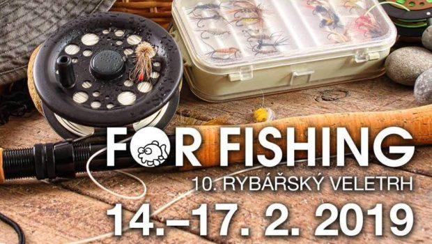 Jubilejní 10. ročník největšího rybářského veletrhu v České republice se uskuteční 14. – 17. 2. 2019 v areálu PVA EXPO PRAHA v Letňanech v Hale 2, 3, 4 a 5. […]