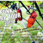 PUNK CARP TOUR 2019 – První Jízda